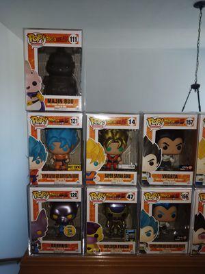 Funko Pop! Dragon Ball Z lot for Sale in Kent, WA