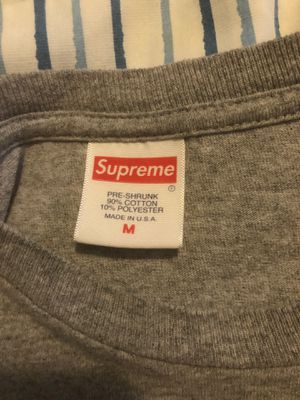 Supreme gonz Tee men's size medium for Sale in Buffalo, NY