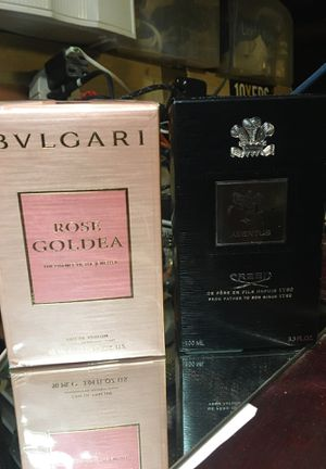 Rose goldea and aventus by creed for Sale in Anaheim, CA
