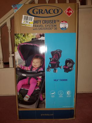 Graco Stroller and Car Seat Travel System for Sale in Prosperity, SC