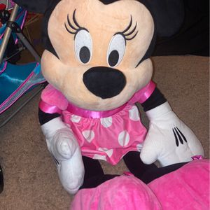 Large Minnie Mouse for Sale in Yucaipa, CA