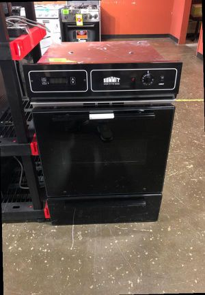 Black Summit Electric Oven ZOVR for Sale in Azusa, CA