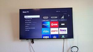 "55""inch JVC smart HD tv for Sale in Pontiac, MI"