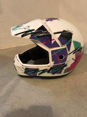 Dirt bike helmet for Sale in Bluffdale, UT
