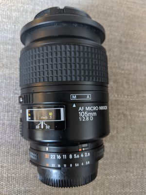 Nikon lenses in great condition for Sale in Chico, CA