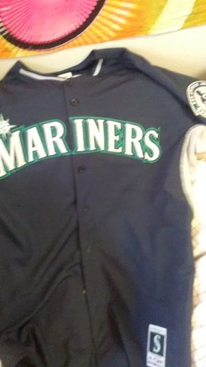 Mariners baseball jersey. Size 48/48/48 for Sale in Seattle, WA