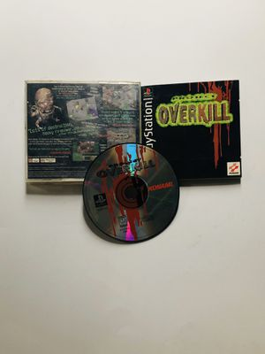 Project overkill PlayStation 1 Ps1 for Sale in Long Beach, CA