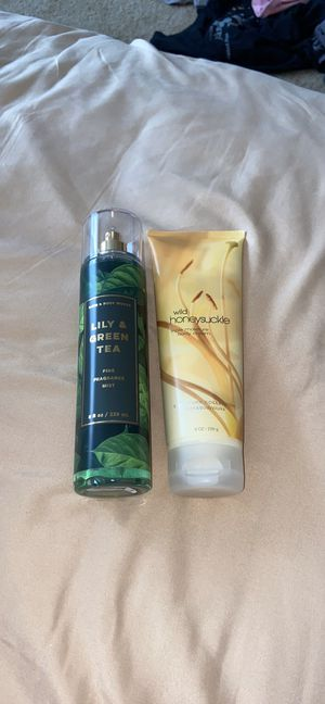 Bath & Body Works Lotion and Perfume for Sale in Bensalem, PA