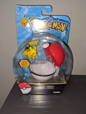 Pokemon Clip and Carry Pikachu Toy for Sale in Los Angeles, CA