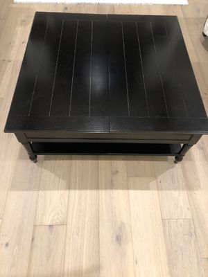Coffee table and side table for Sale in Bloomfield Hills, MI