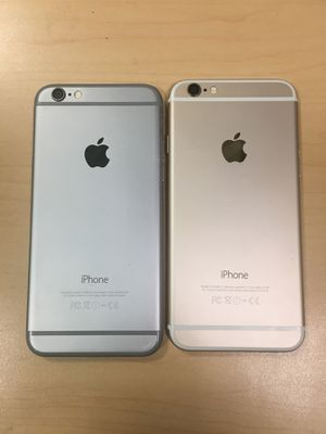 iPhone 6 16gb UNLOCKED with 6 months warranty for Sale in Boston, MA