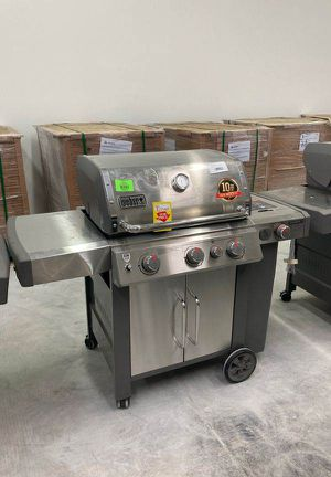 WEBER ⛽️🔥GENISIS II GRILL🔥⛽️ 61006001 69OB for Sale in Los Angeles, CA