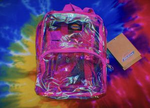 Dickies pink clear backpack for Sale in Northglenn, CO