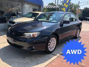 2008 Subaru Impreza Sedan for Sale in Garfield, NJ