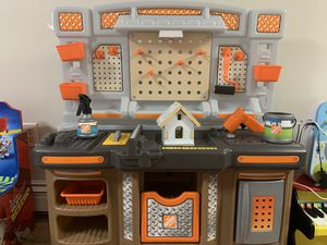 Home Depot kids tool bench for Sale in Lawrence, MA