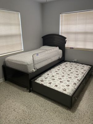 Twin Trundle Beds for Sale in Tampa, FL