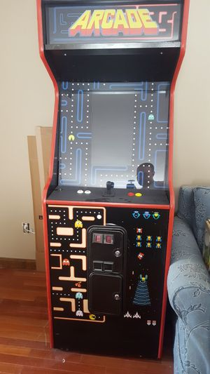 Arcade style cabinent with 60 original Namco games in it for Sale in Plaistow, NH