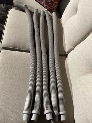 5 pool cleaner hoses (used for 2 months only) for Sale in Scottsdale, AZ