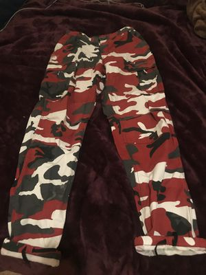 Camo pants for Sale in Portland, OR