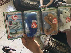 Rare beanie babies for Sale in San Bernardino, CA