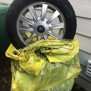 Dean Wintercat 205/60R16 Studless Winter Tires for Sale in Black Diamond, WA
