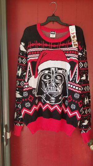 Darth Vader Christmas ugly sweater for Sale in Whittier, CA