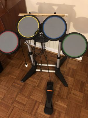 Drum set for PlayStation for Sale in Washington, DC