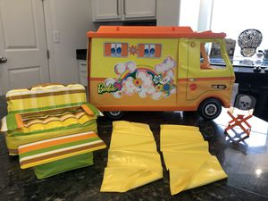 Vintage Barbie country groovy camper 1970 for Sale in Henderson, CO
