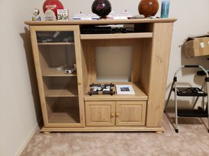 HEAVY TV STAND for Sale in Waxahachie, TX