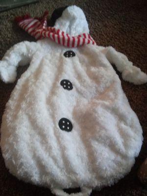 Selling a Frost Snowman Costume for Sale in Wichita, KS