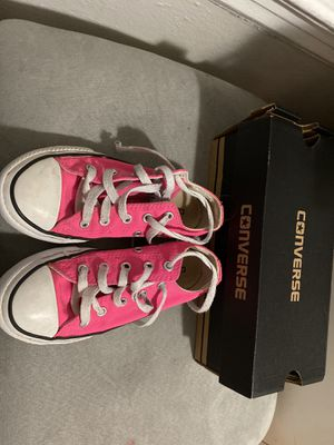 Converse size 12 in youth for Sale in Dallas, TX