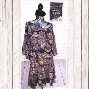 Zara paisley dress /S for Sale in Oakland, CA