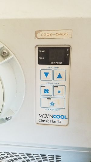 Air Conditioner MovinCool Classic Plus 14 Air Conditioning AC unit for Sale in Sun City, AZ