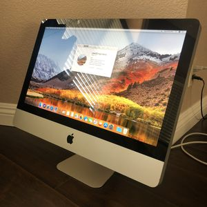 "Apple iMac 21.5"" 7GB RAM and Radeon Graphics for Sale in Chino, CA"