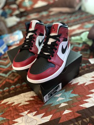 Jordan 1 Chicago Black toe size 7.5 men's New for Sale in Ontario, CA