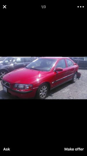 2002 Volvo S60 for Sale in Washington, DC