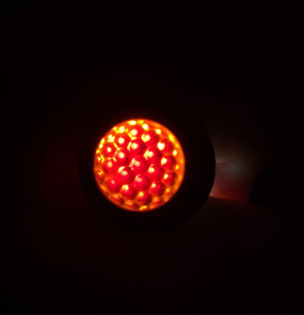 GM JEWELED ACCESORY BRAKE LIGHT