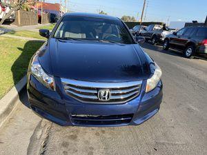2012 Honda Accord for Sale in Gardena, CA