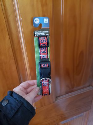 Red Sox dog collar for Sale in Lynn, MA