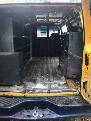 Ford e 350 run and drive clean title in hand for Sale in Philadelphia, PA