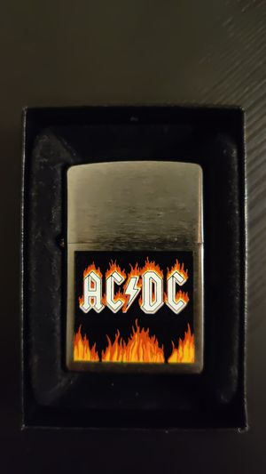 Zippo Lighter - ACDC for Sale in Auburn, WA