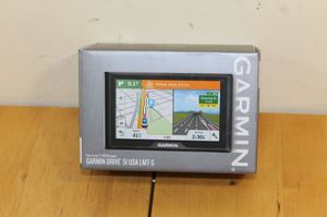 Garmin Drive 51 LMT-S Lifetime Maps and Traffic - Brand New! for Sale in Chelan, WA