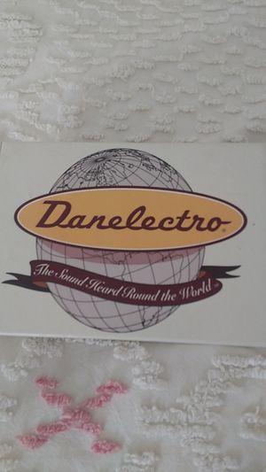 Danelectro Fab tone for Sale in Montesano, WA