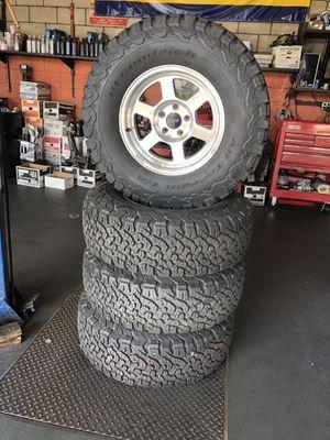 Bfgoodrich ko2 wheels for Sale in City of Industry, CA