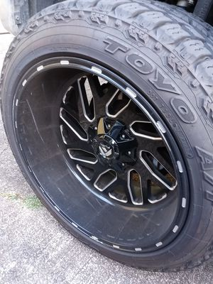 Fuel Rims for Sale in Houston, TX