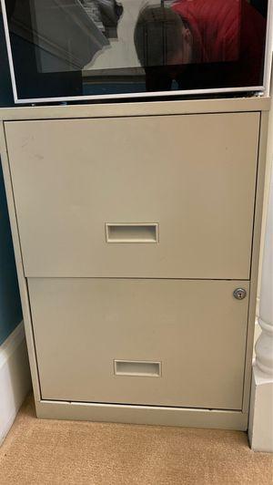 Three filing cabinets for Sale in Murfreesboro, TN