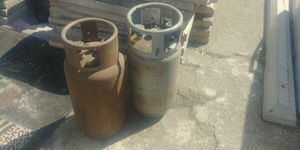 Forklift propane tanks $ 40 ea for Sale in Wilmington, CA