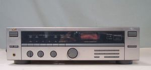JVC RX-307 AM/FM Digital Synthesizer Stereo Receiver - Works! for Sale in Chula Vista, CA