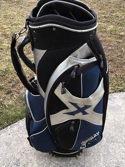 Callaway golf x mini staff cart bag for Sale in Falls Church,  VA