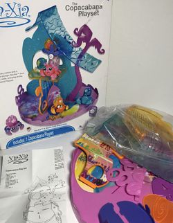 Free. Copacabana Playset. Unfortunatelly One Big Piece Is Missing. As is for Sale in Miami,  FL